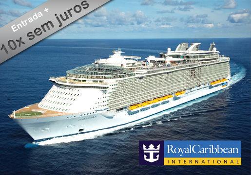 ESSA É TOP: O Maior Navio do Mundo para Jamaica e Cozumel