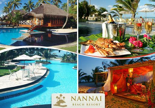 Nannai Beach Resort: Bangalô Super Luxo para Casal