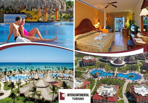 Férias de Julho ou Agosto em Punta Cana: Pacote Completo