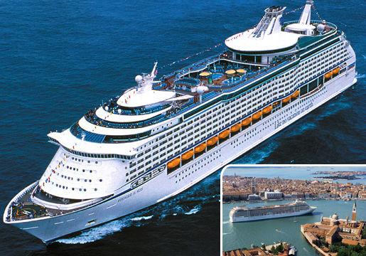 Incrível cruzeiro de uma semana para 2 pelo Mediterrâneo