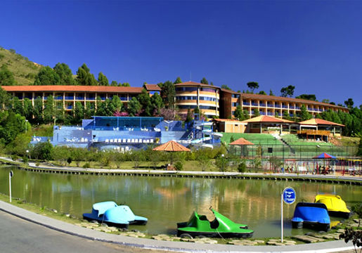 Maravilhoso Hotel Fazenda em Poços de Caldas