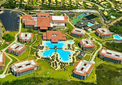 Resort 5 Estrelas, All Inclusive + Open Bar na Bahia