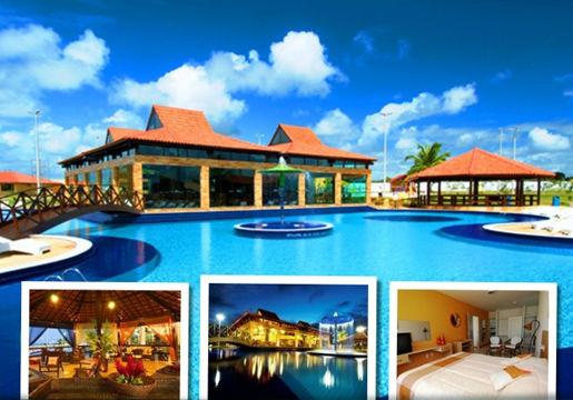 Extraordinário Resort All Inclusive, para toda a família