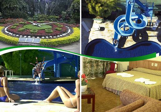 Poços de Caldas: Hotel p/ Casal + Criança + Café + Lazer