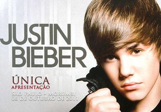 Queima Total! Justin Bieber Camarote VIP: Open Bar+Buffet