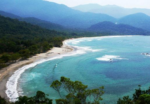 Ilhabela: 2 ou 3 diárias em pousada pertinho da praia