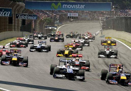 Fórmula1: Ingresso para Treino e Grande Prêmio +Kit