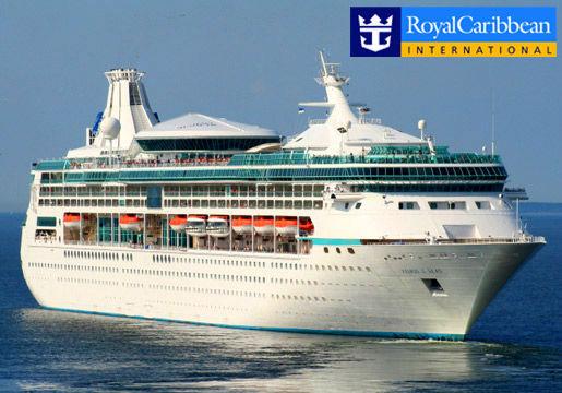 Cruzeiro Royal Caribbean cabine externa para 2 por 999!!