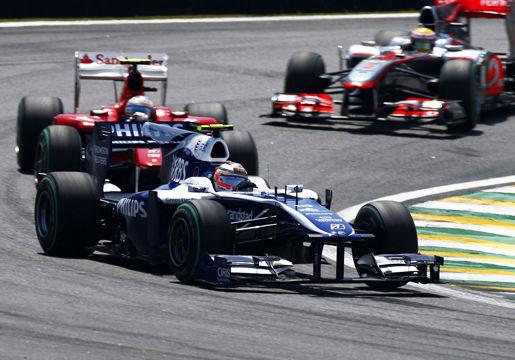 Ingresso para o GP de Fórmula 1 de Frente para a Largada