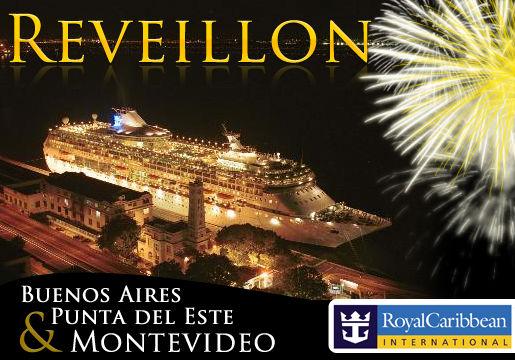 Reveillon no Splendour: Punta Del Leste+Buenos Aires p/ 2