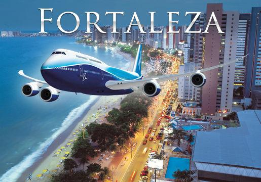 Passagem de Última Hora SP/Fortaleza ou Fortaleza/SP