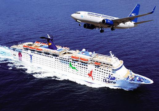 Cruzeiro: Vá de Avião e Volte de Cruzeiro Punta del Este