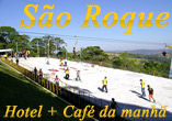 SO ROQUE: 2 Dirias p/ 2 + Caf+ 50% desc. Mountain ParK