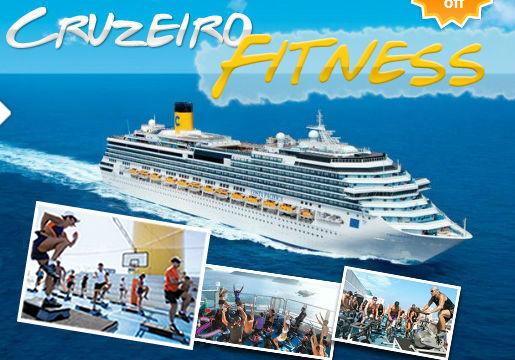 Cruzeiro Fitness p/ 2: visitando as mais lindas Praias