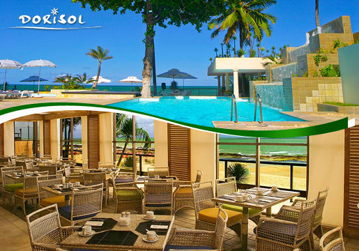 Recife: Diária para Casal em Hotel 5 Estrelas + Café