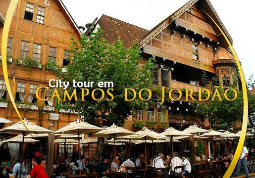 City Tour Em Campos do Jordão! Transporte  + Passeios