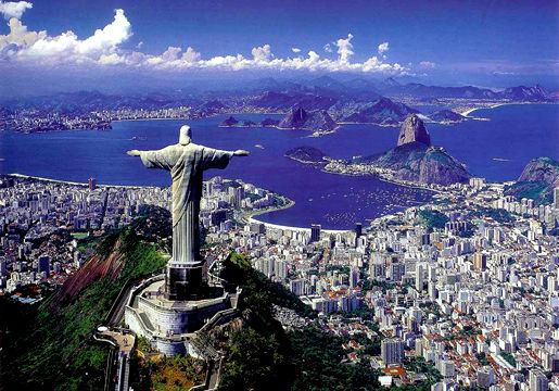 E o Rio de Janeiro CONTINUA LINDO... PACOTE para a CIDADE MARAVILHOSA com Areo + 3 Noites + Caf + Traslado + Passeio ao Cristo Redentor + Passeio ao Po de Acar + Maracan + Sambdromo em 12x
