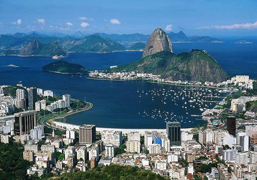 RIO DE JANEIRO com aéreo + 3 noites + passeios