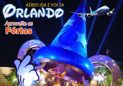 Férias em Orlando: Passagem Aérea Mega Barata!