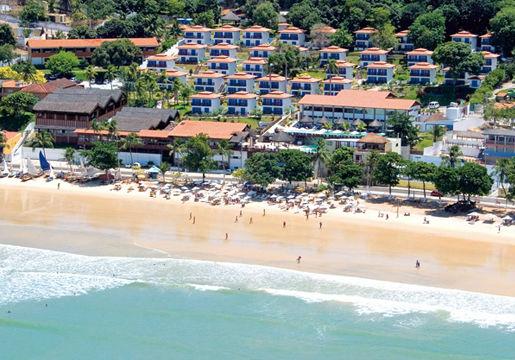 Natal em Resort à Beira Mar: Aéreo + Hospedagem + Café