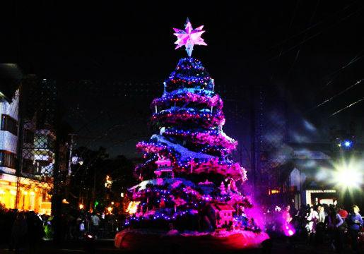 SENSACIONAL GRAMADO Natal LUZ: Aéreo + Hospedagem + Tour