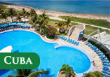 CUBA: Areo + HAVANA c/ Caf + VARADERO all inclusive