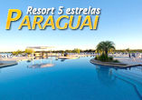 PACOTE p/ o PARAGUAI em Resort 5 Estrelas Yacht Golf Club