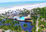 ILH�US Espetacular em Resort TOP ALL INCLUSIVE