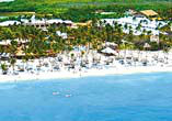 PUNTA CANA com A�reo + Resort ALL INCLUSIVE + OPEN BAR