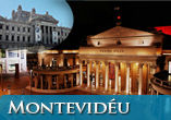 MONTEVIDU: Areo + Hotel 4 estrelas+ City Tour