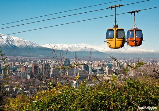 Pacote para Santiago do Chile com Aéreo + Hotel + Café