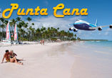 Punta Cana ALL INCLUSIVE com Passagem A�rea!