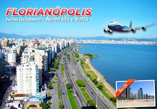 Passagem Aérea para as Férias de Janeiro em 2014!!