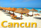 CANCUN ALL INCLUSIVE: A�reo + 5 Noites + Traslados