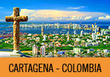 CARTAGENA no Caribe com A�reo + Hotel + ALL INCLUSIVE