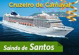 Carnaval 2015 em BUENOS AIRES em CABINE C/ VARANDA!