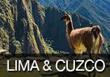 PERU: Aéreo + 2 dias em Lima + 2 dias em Cuzco + Café