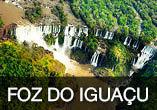Maravilhosa Foz do Iguaçu: Aéreo + Hotel + Café da Manhã