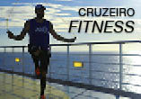 Cruzeiro Temático FITNESS do Costa Favolosa p/ SALVADOR!