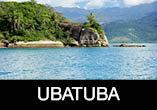 UBATUBA : 2 Diárias para 2 pessoas + Café + Criança