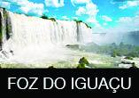 Foz do Iguaçu saindo de Curitiba: Aéreo + Hotel e Mais