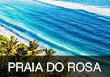 Praia do Rosa/SC: 2 diárias para casal + café