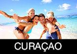 Conheça as BELEZAS de Curaçao: Aéreo + hotel com Café