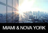 Pacote 2 em 1: New York + Miami. Confira opções de Saída