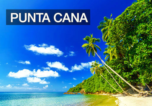 PUNTA CANA SUPERPROMO: Aéreo + Hotel ALL INCLUSIVE