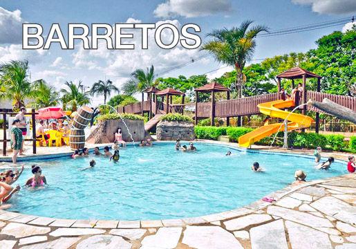 Férias de Janeiro em Hotel Fazenda: BARRETOS p/ Família