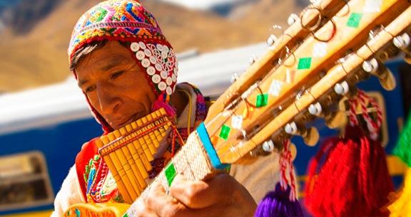 Música e dança do Peru