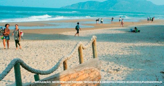 Principais praias de Florianópolis