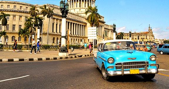Habana Vieja - Centro Histórico
