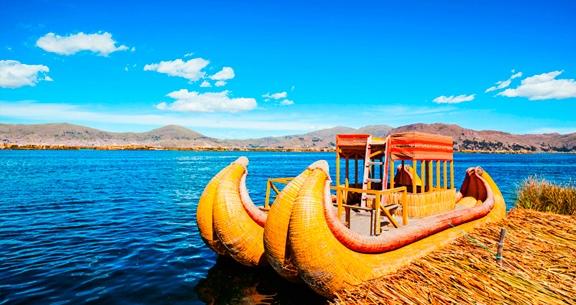 Ilhas Flutuantes dos Uros
